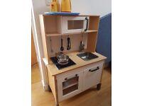 Ikea DUKTIG Play Kitchen.