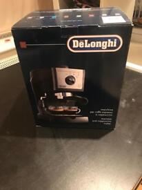 Delonghi EC155 coffee machine