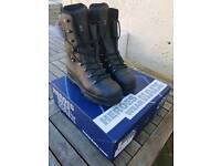 Work boots. Haix s3 pro gortex