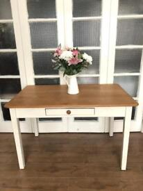 PINE TABLE FREE DELIVERY LDN 🇬🇧vintage