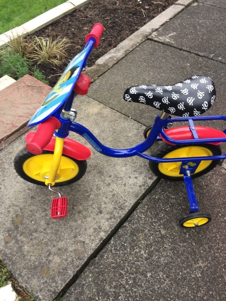 Kids trikein Romiley, ManchesterGumtree - Quick sale hardly used outgrown listed elsewhere so may remove any time cash on collection no returns thanks