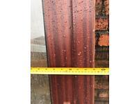 Upvc Door wood grain effect