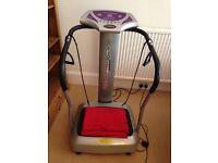 Vibration plate: Crazy fit massage