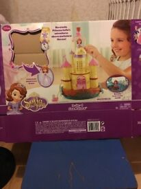 Sofia the first 2 in 1 sea place