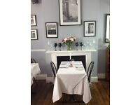 LOOKING FOR WAITING STAFF FRENCH RESTAURANT WALTHAMSTOW VILLAGE