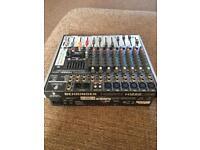 Behringer X1222USB Xenyx 16 input mixer