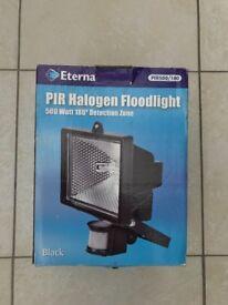 PIR Halogen Floodlight