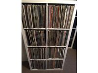 Huge Vinyl Collection - Genres include Hard House, Trance and House (1998 - 2004)