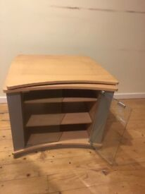 TV Stand with Swivel