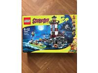 New and sealed Lego a scooby doo lighthouse playset