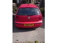 VW POLO 1L ONLY £275 ONO
