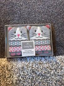 Kitten hand warmers