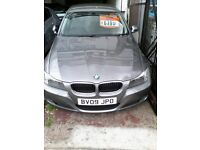 bmw 320dse automatic 09 plate facelift space grey full service history 1 former keeper