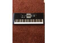 Full size Yamaha Keyboard.