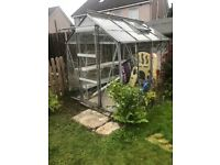 Glass Greenhouse *FREE*