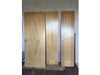 Superb Quality Fire Doors in Excellent Condition, Grab a Bargain!