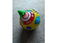 Vtech crawl and learn bright lights ball toy