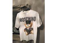 Ladies moschino tshirt