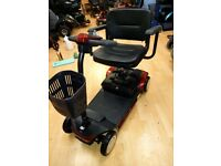 excellent condition mobility scooter with new batteries