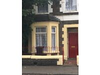 3/4 Bedroom property available to let in Roath Cardiff