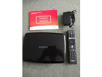 Humax FVP-5000T Freeview Play HD recorder - Latest box with no less than 3 tuners!