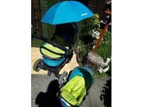 Icandy peach buggy pushchair stroller. Feltham