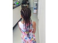 Hair by khadijah get all your hair braiding needs done by me