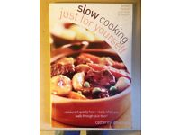 Slow Cooking just for Yourself by Catherine Atkinson
