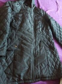 Women winter jacket size 18