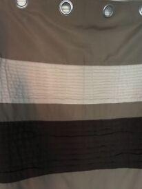Homebase ringtop curtains - 2 pairs