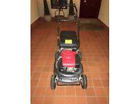 Lawnmower Honda HRH 536 Pro (Hydrostatic weight 62 Kilos) For Sale