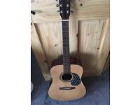 Encore w255BOFT Acoustic Guitar