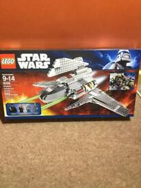 Lego Star Wars emperors shuttle unopened