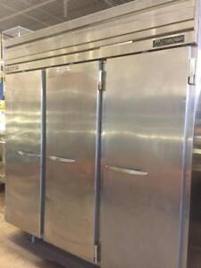 Beverage Air Low Temperature 3 Stainless SteeL Door  Freezer