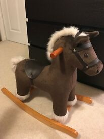 Perfect condition rocking horse - mamas and papas