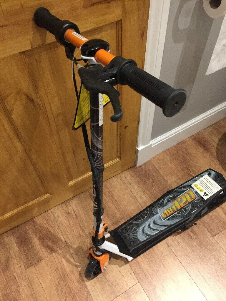 Electric Scooter Zinc Volt 120