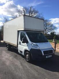Fiat Ducato Luton with tail lift 2012 only 098.000 miles