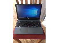 Acer i7 Laptop - 8GB RAM, 1TB Hard drive