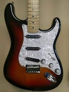 2006 American Hardtail Stratocaster