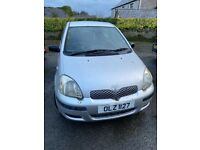 Toyota, YARIS, Hatchback, 2004, Manual, 1364 (cc), 3 doors