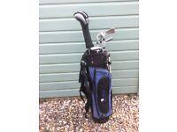 Masters junior golf clubs