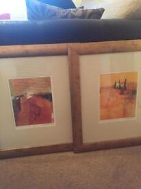 2 beautiful John Lewis pictures