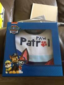 Paw patrol baby sleep suits