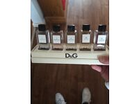 D&G unisex perfumes great gift