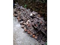 FREE Rubble / Hardcore - Bricks and Stone, some concrete