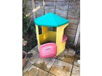 Little Tikes children's playhouse