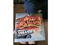 Insanity beach body DVD