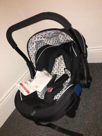 BRAND NEW silvercross car seat. Originally £130