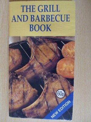 The Grill and Barbecue Book, Checkpoint Book, IPC for sale  United Kingdom