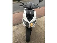 Peugeot speedfight 50cc 2009 scooter moped ped